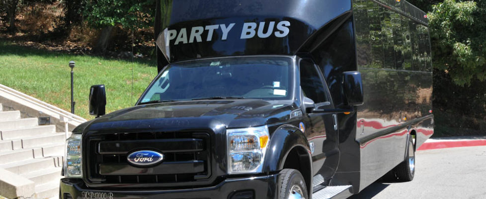 550 Party Bus