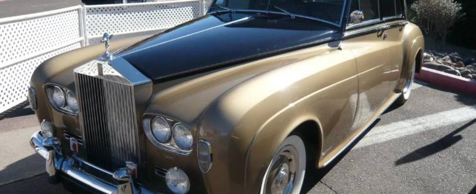 1965 Rolls Royce Phantom Cloud