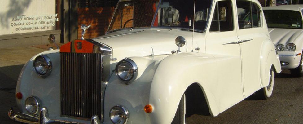 1959 Rolls Royce Princess